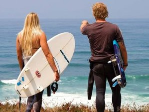 8 Days Surfari and Yoga Retreat in Portugal