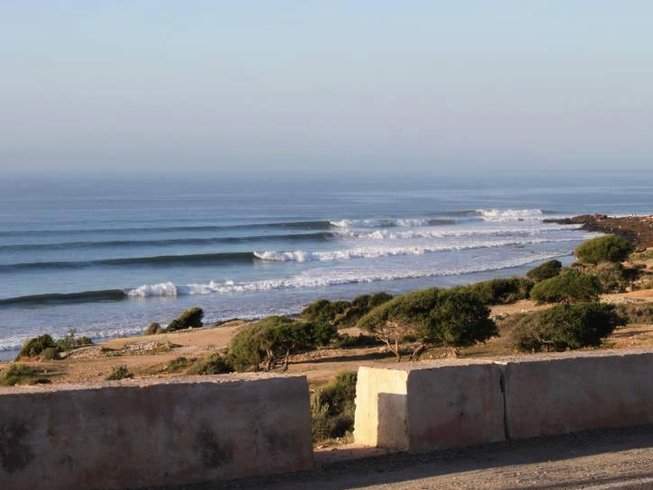 8 Days Yoga and Surf Camp in Morocco