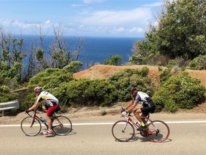 7 Days Hills and Sea Cycling Holiday in Tuscany, Italy