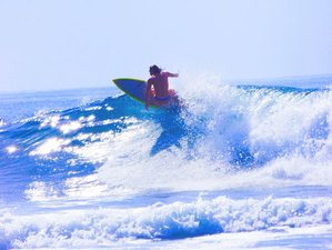 7 Days Affordable Surf Camp in La Libertad Area, El Salvador