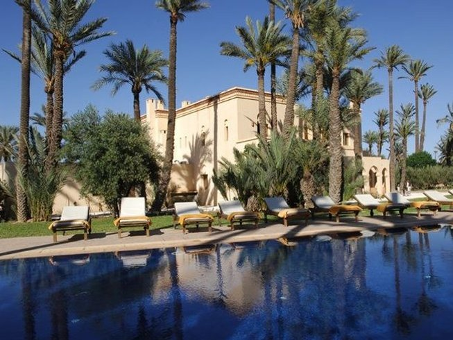 7 Days Luxury Yoga Retreat in Palmeraie Luxury, Morocco