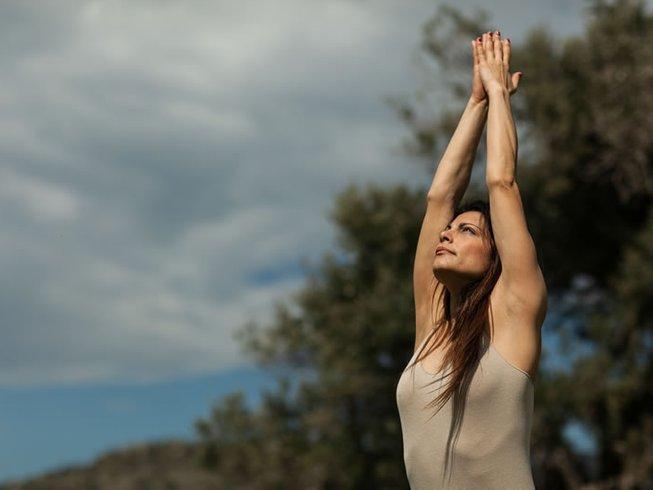 4 jours en stage de yoga à Pissouri Bay, Chypre
