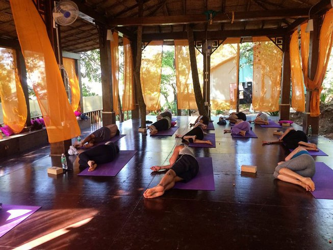 7 Days Pure Yoga Holiday in Goa