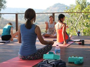 8 Days Raw Food & Yoga Retreat in Portugal