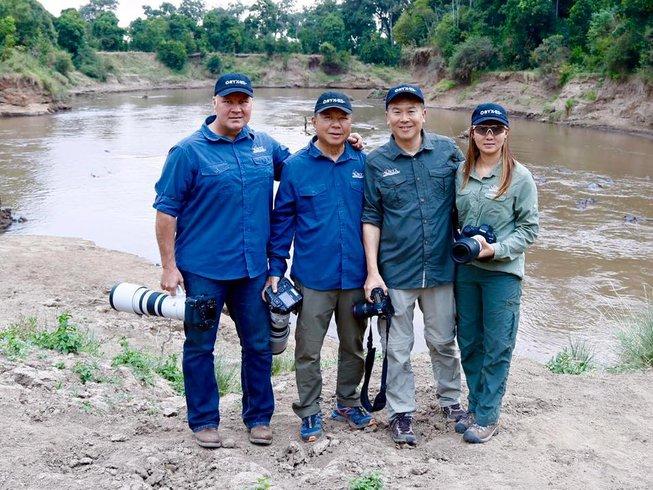 5 Days Photographic Botswana Safari