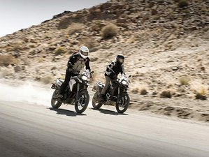 "15 Days South Africa and Namibia Guided ""Desert Run"" Motorcycle Tour"