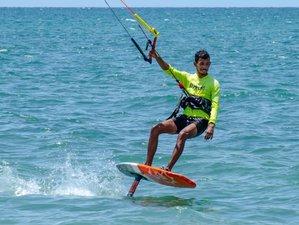 4 Day Yoga and Kiteboarding Surf Camp in Playa de Mayapo, La Guajira