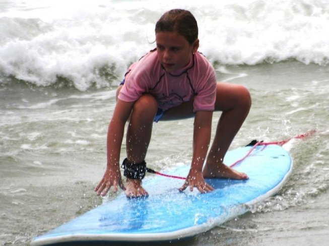 4 Days Weekend Surf Camp in Santa Catarina, Brazil