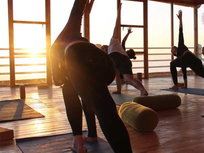 8 Days Restorative Yoga and Surf Retreat in Morocco