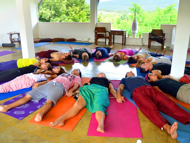 4 Days Tantra Yoga and Meditation Retreat in Thailand