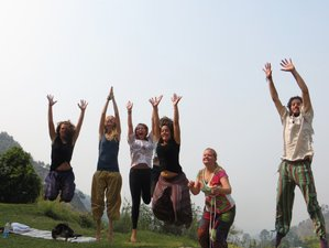8-Daagse Trekking, Meditatie en Yoga Retraite in India