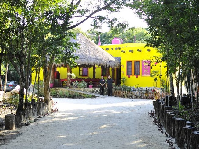 3 Days Culture and Culinary Vacation in Playa del Carmen, Mexico