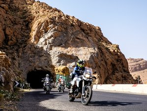 8 Days Atlas Adventures Off-Road Motorcycle Tour Morocco