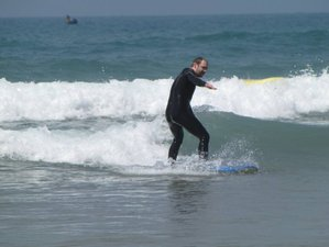 8 Days Eat, Surf, Sleep Surf Camp in Taghazout, Morocco