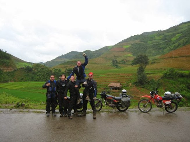 6 Days Incredible Northern Vietnam Motorbike Tour