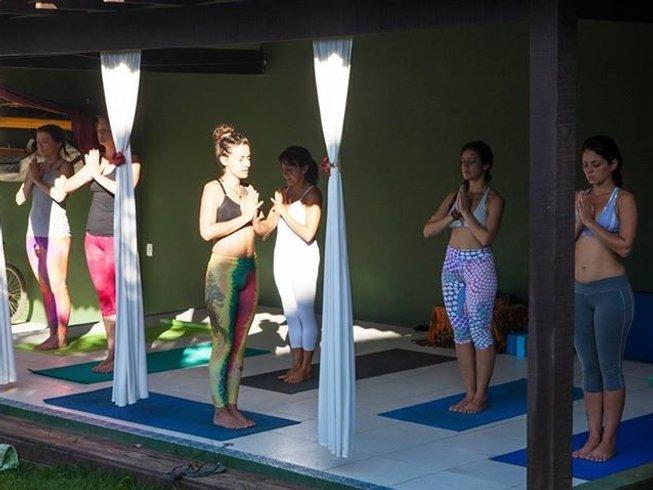 7 días retiro de yoga y tours de playa en la región sureste de Brasil