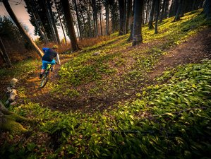 8 Day Secluded Europe Mountain Cycling Holiday in Italy, Croatia, Austria, and Slovenia