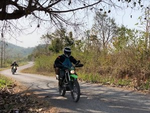 10 Day Guided Thrilling Motorcycle Tour in Shan State, Myanmar