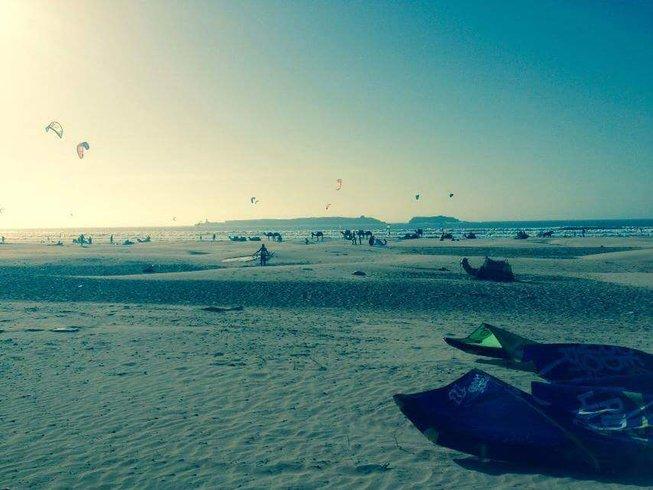 6 Days Beginner Kitesurfing Camp Essaouira, Marrakesh-Safi, Morocco