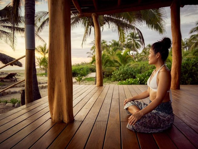 6 Days Grace and Gratitude Yoga Retreat in Mexico