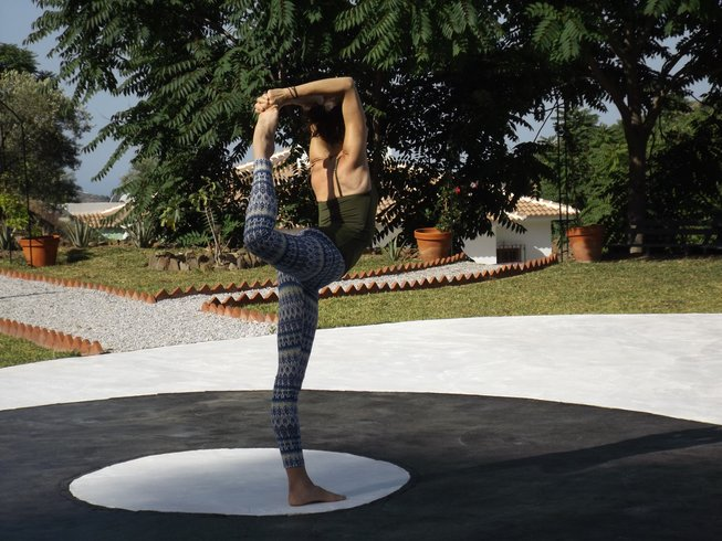 6 Days Awakening Your Chakras Yoga Retreat in Spain