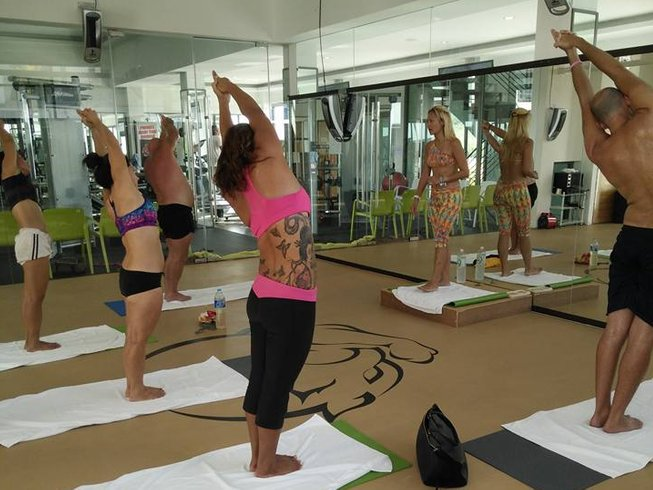 14 días retiro de Hot yoga y fitness en Phuket, Tailandia