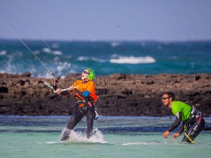 8 Days Intensive Kitesurf Camp in Fuerteventura