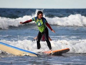 7 Days Exhilarating Yoga and Surf Camp in Lanzarote, Spain