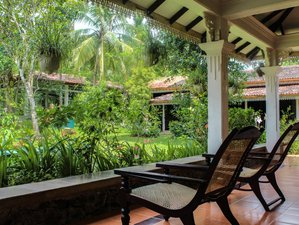 15 Day Natural Detox and Yoga Retreat in Kalutara, Western Province