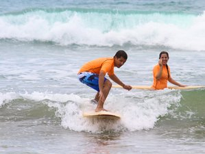 7 Days Feeling Surf Camp Ecuador