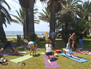 25 Day Advanced 300hr Yoga Therapy and Ayurveda Teacher Training in Marbella