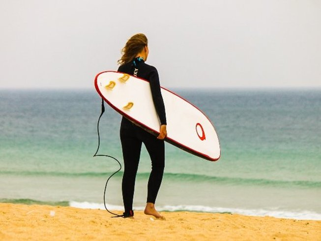 8 Days Yoga and Surf Camp in Peniche, Portugal