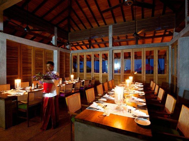 8-Daagse Strand Ayurveda en Yoga Retraite in Dikwella, Sri Lanka
