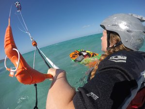 8 Days Advanced Kitesurf Camp in Sardinia, Italy