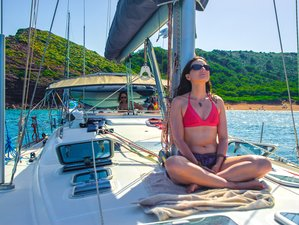 7 Days Sailing and Yoga Retreat in Spain