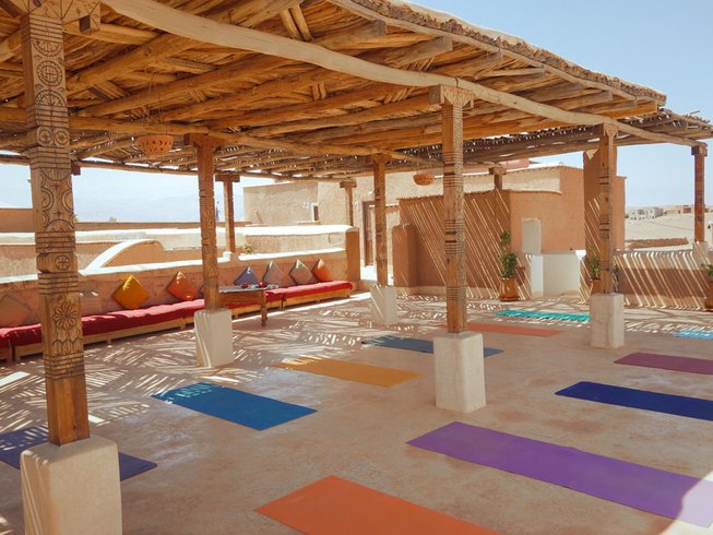 8 Days Yoga and Meditation Retreat in Morocco