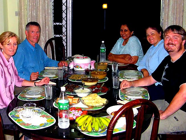 16 Days Culinary Vacations in India