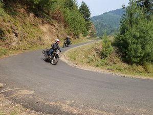 10 Days Holy Hinduism Guided Motorcycle Tour in India