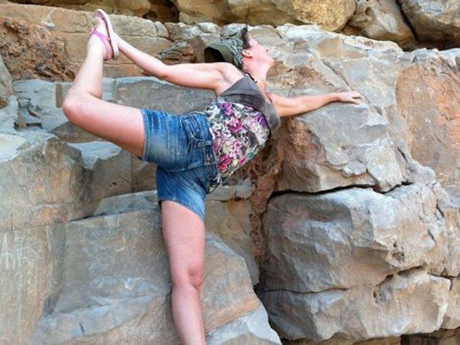 8-Daagse Aerial Yoga & Yoga Vakantie op Kreta, Griekenland