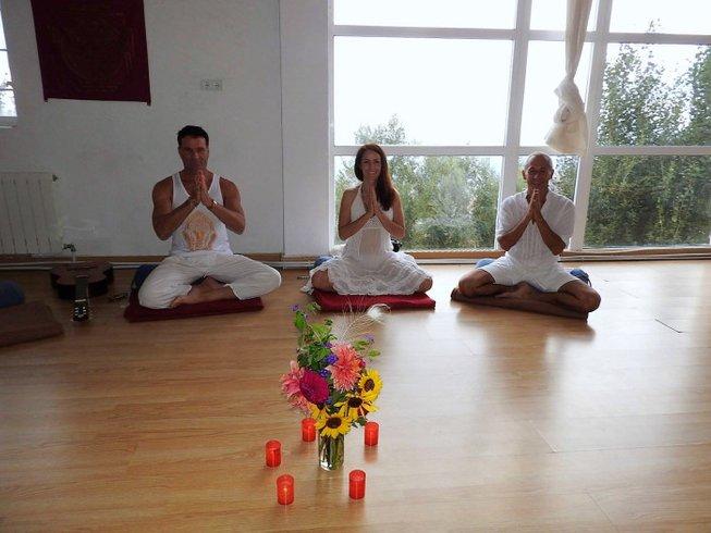 27 Days 200-Hour Skill-Improving Yoga Teacher Training Granada, Spain