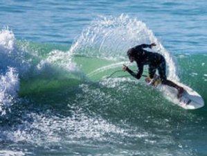 8 Days Experienced Surf Camp in Banana Beach, Aourir, Morocco