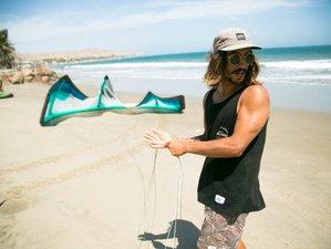 4 Happy Days of Kitesurfing and Yoga in Máncora, Peru