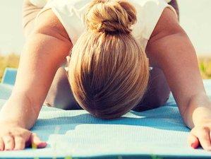 8 días relajante retiro de yoga en Francia