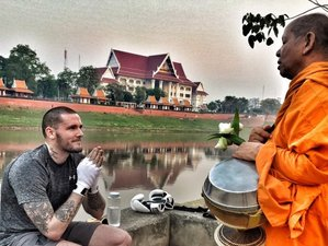 1 Month Boxing and Muay Thai Camp: Fitness, Weight Loss and Thai Culture in Phitsanoluk, Thailand