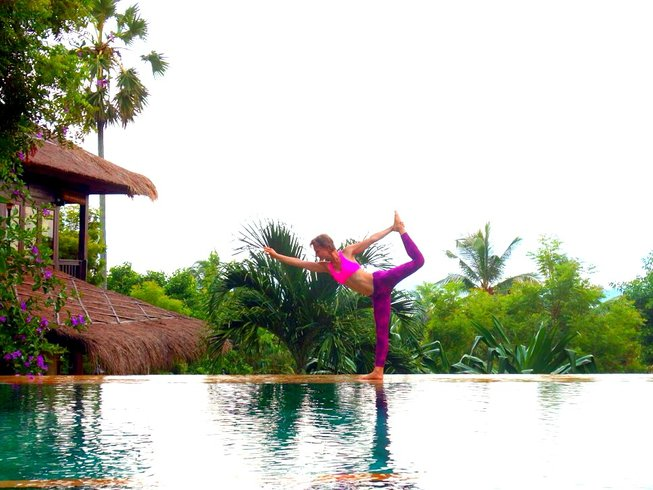 6 Days Restore Your Mind, Body, and Soul with Detox and Yoga Retreat in Bali