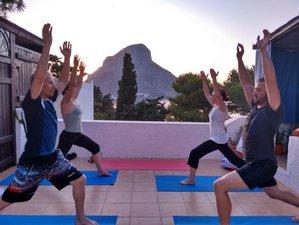 8 jours en stage de yoga et d'escalade sur l'île de Kalimnos, Grèce