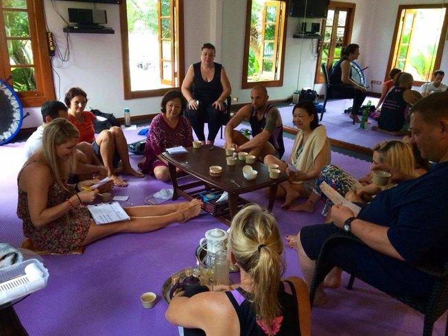 7 Days Detox Yoga Retreat in Phuket, Thailand
