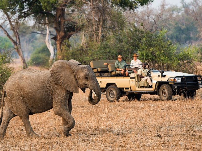 6 Days All Inclusive Tanzania Safaris