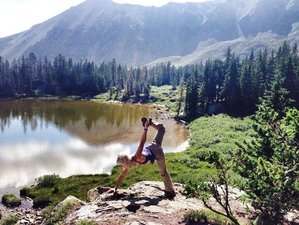 4 Days Hiking and Yoga Retreat Colorado