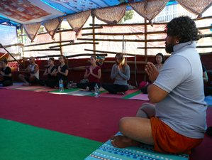 28 Days 200 Hours Yoga Teacher Training in Goa, India